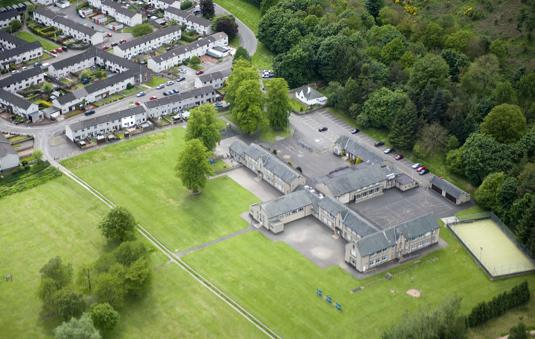 Our School, St Ronan's, Innerleithen